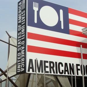 American-Food à l'exposition universelle de Milan 2015